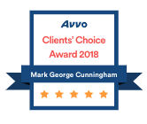 Avvo Client's Choice Award 2018