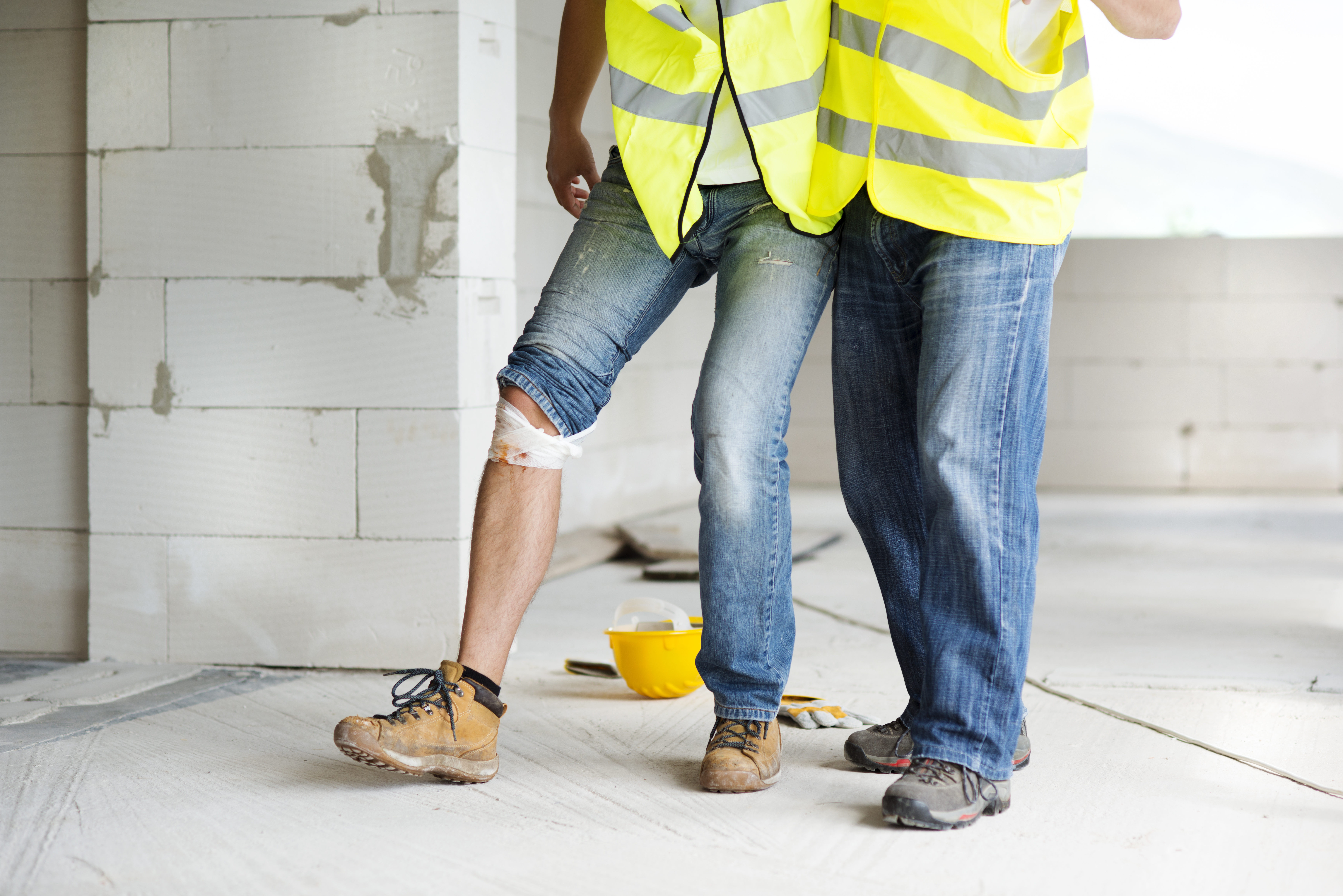 work injury, worker injury
