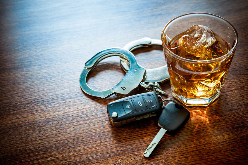 DUI, drinking and driving