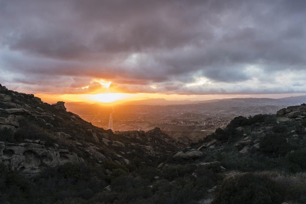 Simi Valley, California, Ventura County, Southern California
