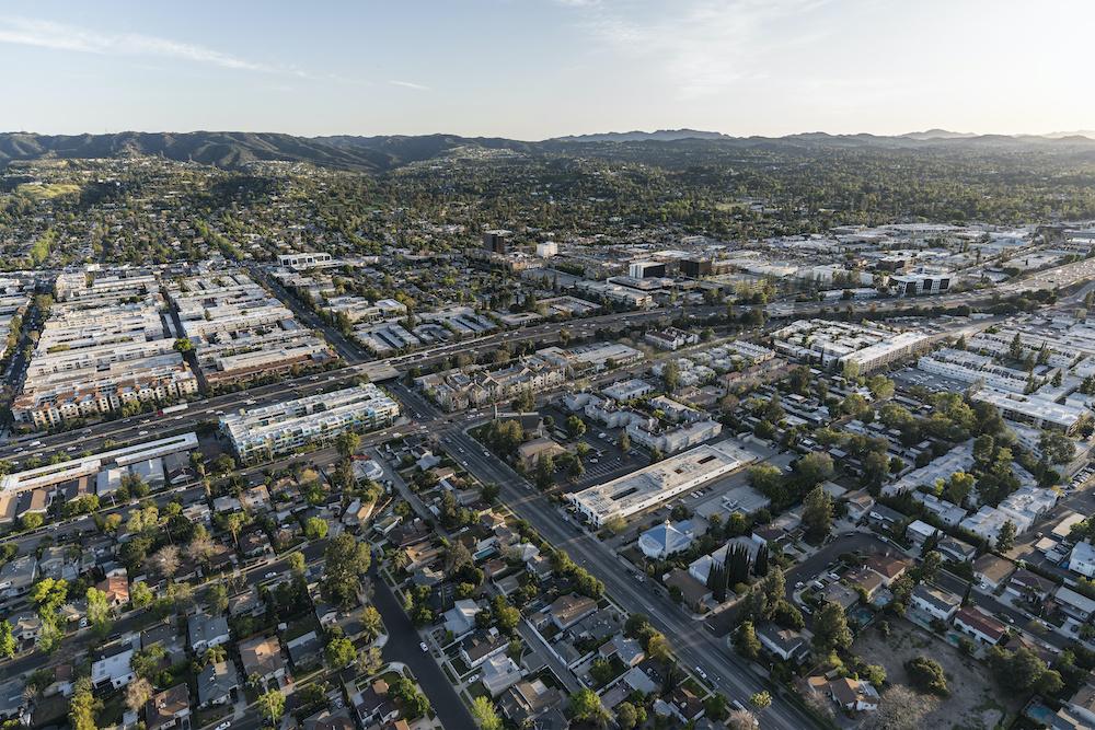 Encino, California, San Fernando Valley, Southern California
